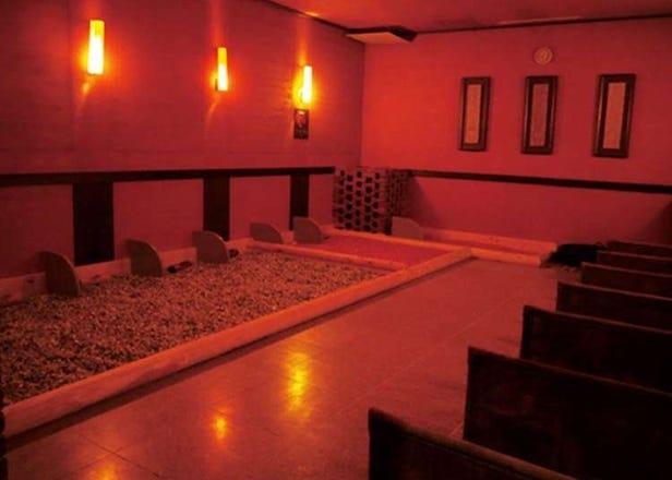 「スパ ラクーア」は東京のど真ん中にある極楽温泉! 1日楽しめて夜景も最高