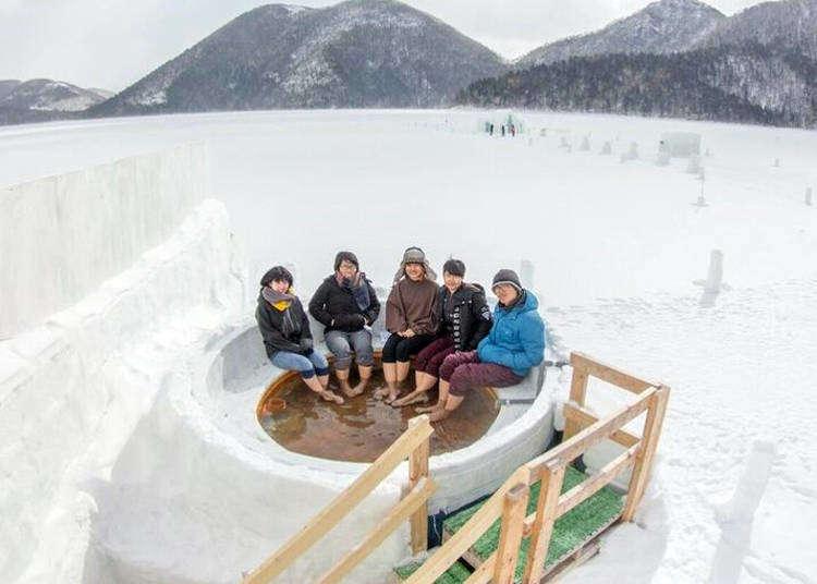 啤酒、葡萄酒也能變溫泉?在冰上泡溫泉?讓人超想親自走訪的日本特殊溫泉設施6選