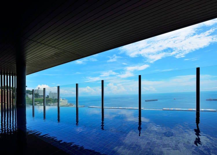 3. 大人のためのスタイリッシュな温泉リゾートホテル「HOTEL MICURAS」