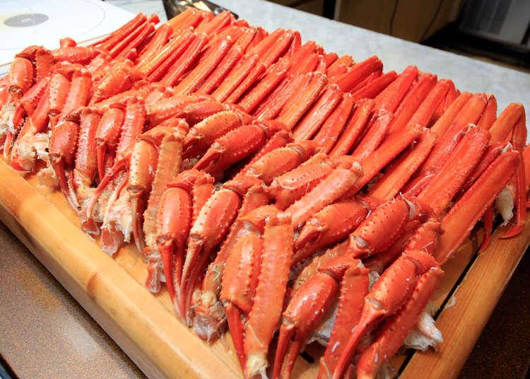 開心泡湯還要螃蟹吃到飽!東京出發1個半小時,溫泉&美食雙享受的住宿設施3選