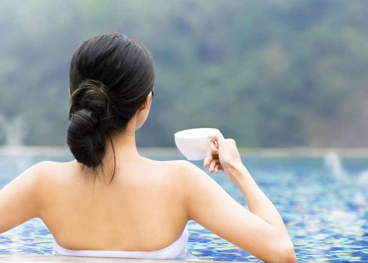 1位は牛乳じゃなかった! 日本人20人に聞いた、温泉上がりに飲むドリンクは?