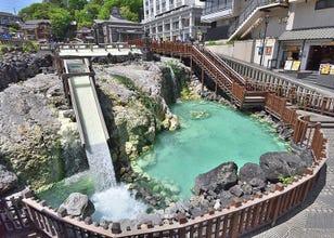 跟着日本人气动漫一起「温泉圣地巡礼」!3个必去踩点的关东温泉地