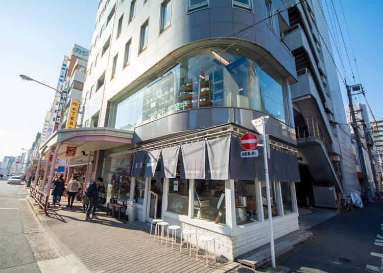 不是只有錢湯!千種菜刀品項齊全,深受世界注目的東京淺草「釜淺商店」