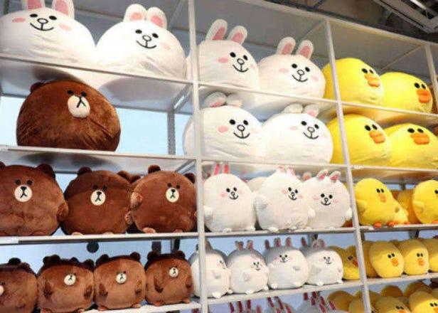 하라주쿠와 오모테산도에서 쇼핑을 위한 잡화 전문점 25곳 총정리
