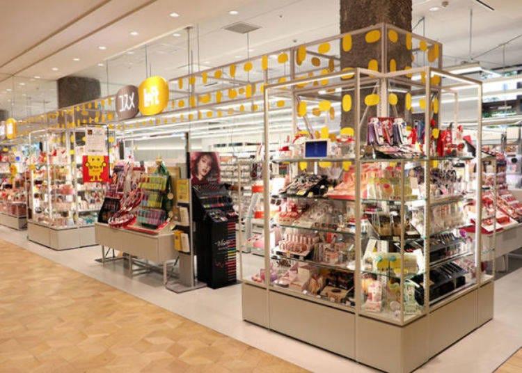 3. COSME LOFT Tokyu Plaza Omotesando Harajuku: Loft cosmetics specialty store