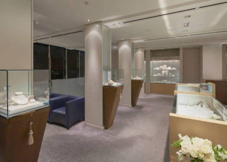 15. Vendome Aoyama: High-quality everyday jewelry