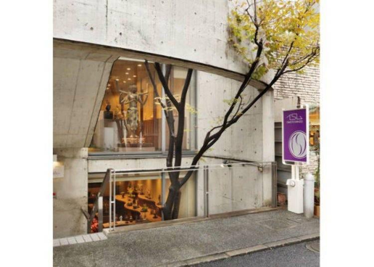 原宿逛街景点23. 平易近人的佛像艺术就在你身边「isumu 表参道店」