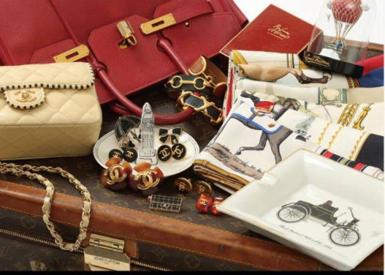 原宿逛街景點25. 傳說中的古董逸品等你來挖掘「DECOUVERTE 青山店」