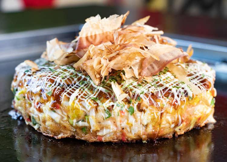 """กินโอโคโนมิยากิอร่อย ๆ ที่อุระฮาราจูกุ ! เจาะลึก """"ซากุระเท"""" ร้านแนวศิลปะในบ้านแบบโบราณ !"""