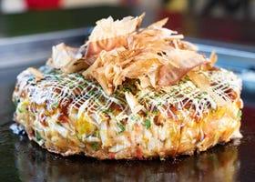 【하라주쿠 오코노미야끼 맛집】고민가를 개조해 분위기도 좋고 맛도 좋은  '사쿠라테이'