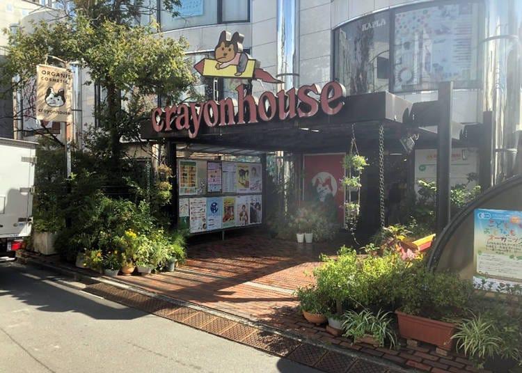 2. Crayon House Hiroba Healthy Organic Restaurant: All-you-can-eat Vegan and Vegetarian Food!