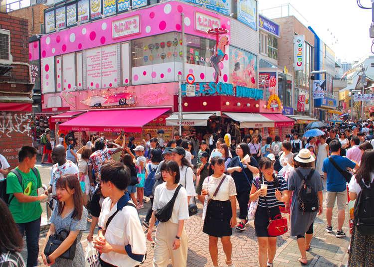 「原宿竹下通」的玩轉指南!用時尚、雜貨、甜點美食來感受日本的卡哇伊文化吧!