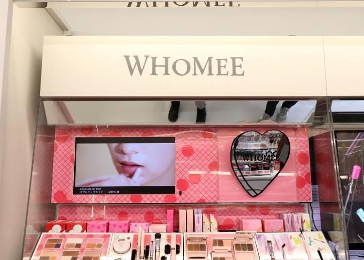 WHOMEE '롱&컬 마스카라 초코브라운'