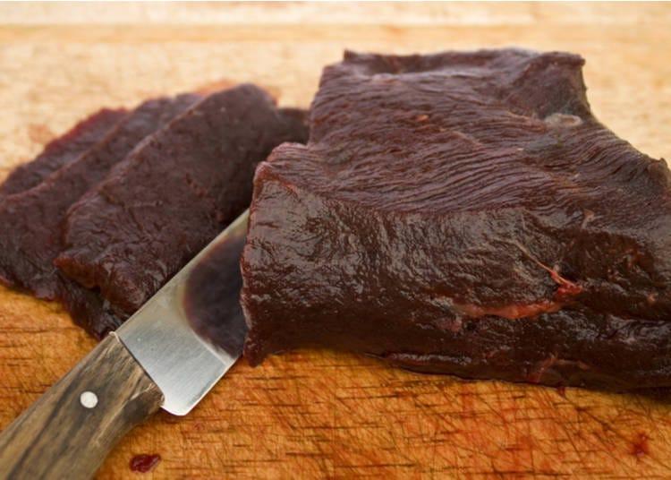 7. Whale Meat - Kujira