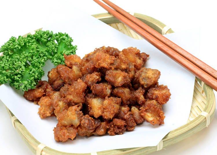 9. Chicken Cartilage - Nankotsu