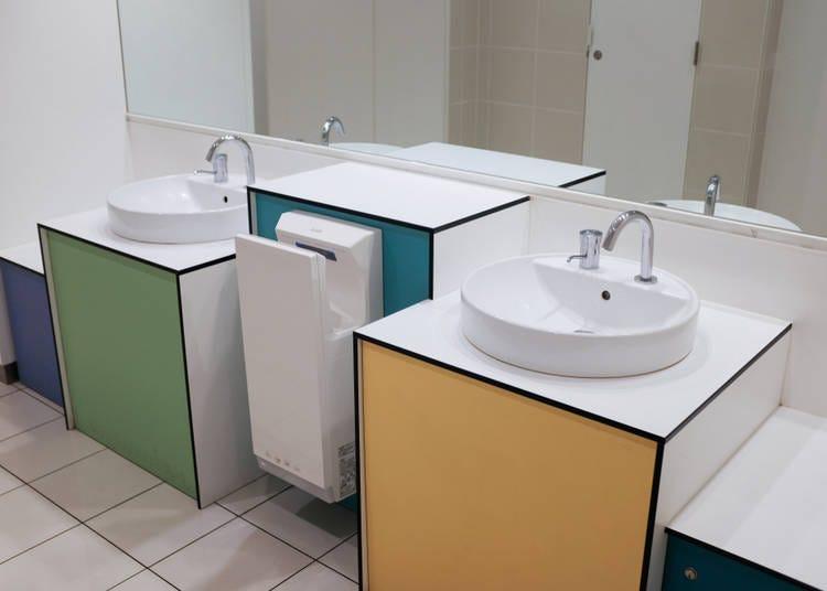 4. Hand Washing and Drying