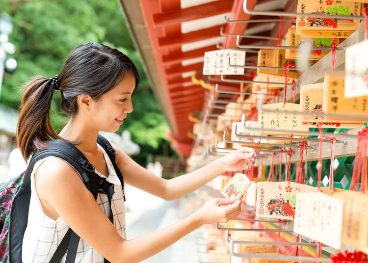 Omamori, Ema, and Omikuji: Why Japanese Lucky Charms Are Amazing! - LIVE JAPAN