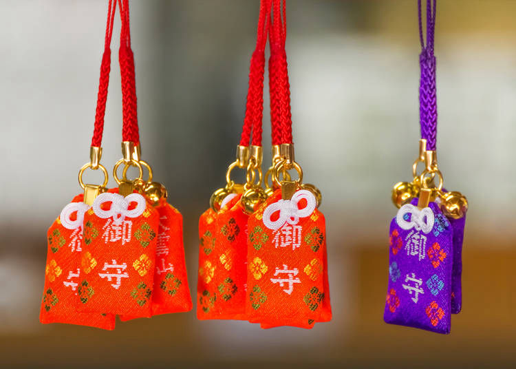 Omamori: About Japan's traditional talismans