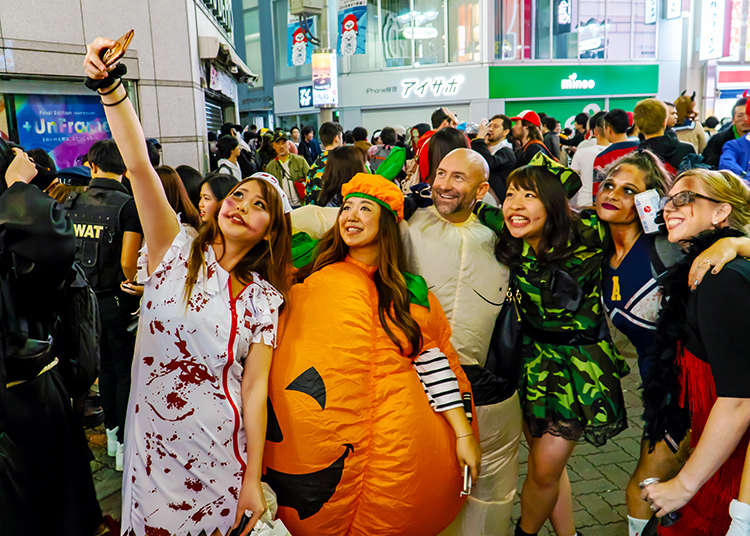 Japanese Halloween Shibuya 2020 Halloween in Japan: Live Japan Guide to Shibuya Halloween 2020