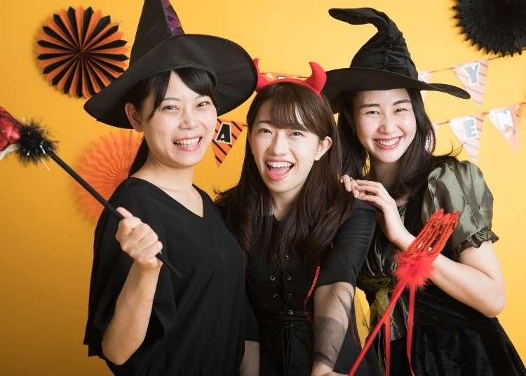 Halloween in Japan: Live Japan Guide to Shibuya Halloween 2019