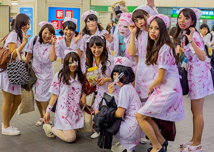 3. Halloween Events in Tokyo