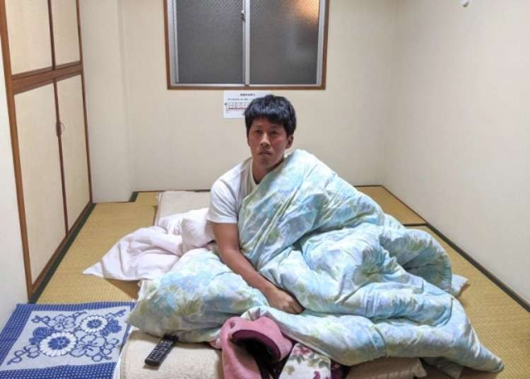 Japan's cheapest hotel charges just 130 yen (US$1.20) for a room, with a huge, no-privacy catch - LIVE JAPAN