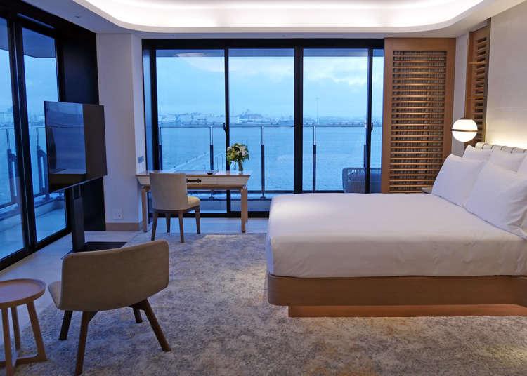 横浜ハンマーヘッドはショップだけじゃない! 港や夜景が楽しめるホテル「インターコンチネンタル横浜 Pie 8」