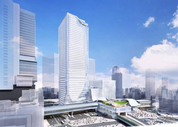 A new landmark in Shibuya! What is Shibuya Scramble Square?
