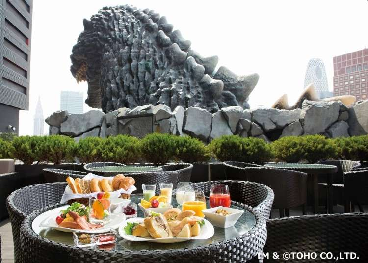 Breakfast With Godzilla?! 6 Crazy Tokyo Breakfast Spots to Take Your Mind Off Things