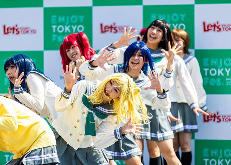 池袋が大盛り上がり!「ENJOY TOKYO Fes. –beyond 2020-」の様子をレポート!