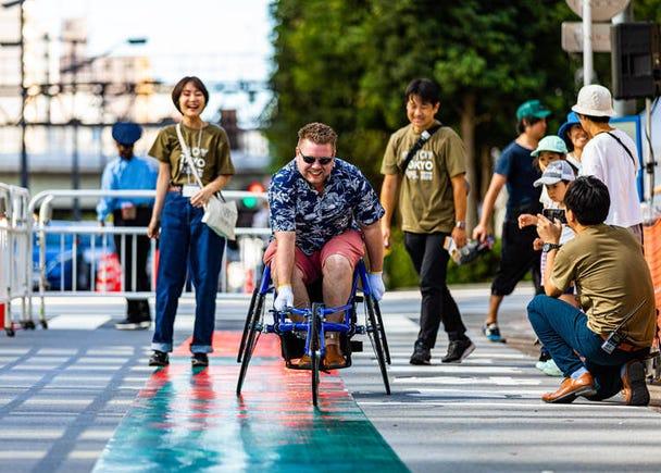 Experience Parasports