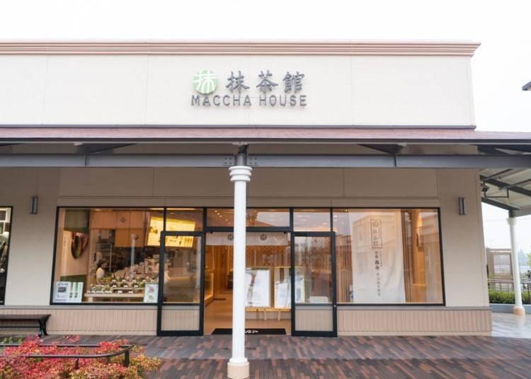 """MACCHA HOUSE"" ร้านชาเขียวญี่ปุ่นที่มีทิรามิสุขึ้นชื่อ"