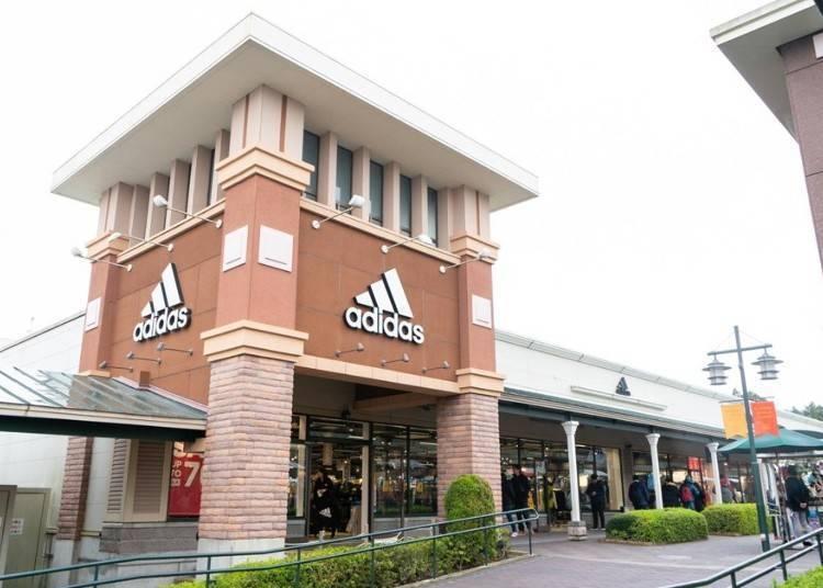 种类齐全丰富的「Adidas」
