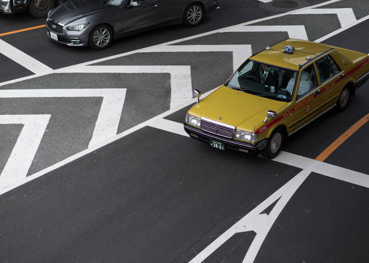 If going by taxi, a flat-rate taxi is recommended