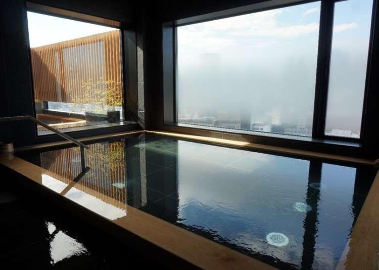 在东京市区里也能享受箱根温泉!日式旅馆「ONSEN RYOKAN 由缘 新宿」魅力大剖析