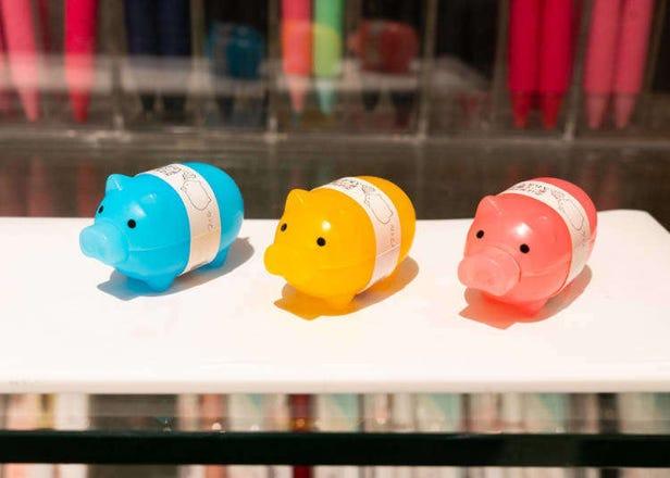 일본 문구 쇼핑! 신주쿠 미로드 로프트의 추천 문구 10선