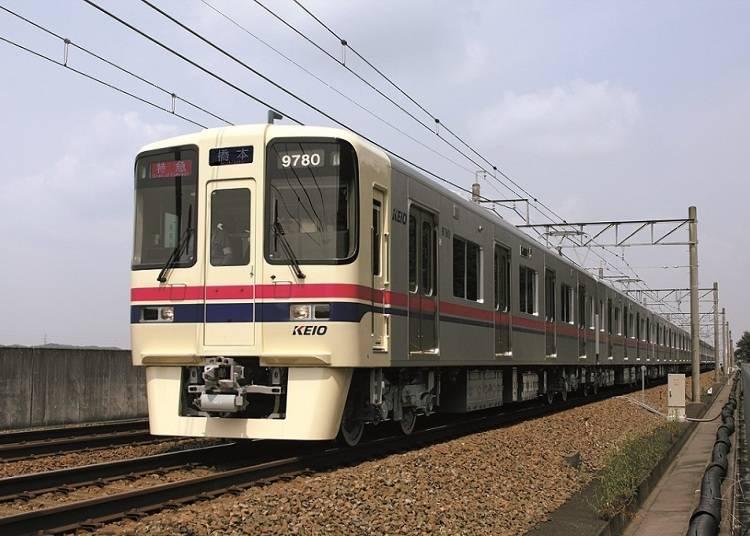(5)【京王線+JR+富士急行線】安く電車で行きたい人、高尾山に寄る人におすすめ