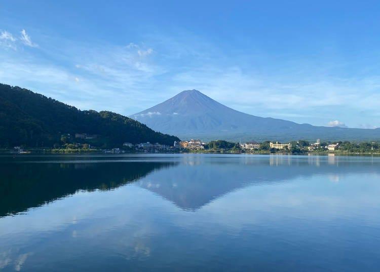 从新宿前往河口湖・富士急乐园的5种主要交通方式