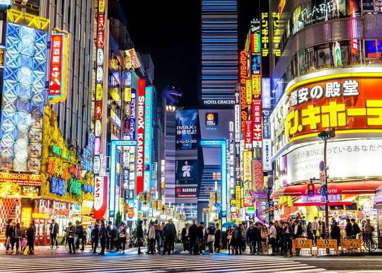 【新宿ガイド】初心者もリピーターも必見! 新宿の観光・グルメ・買い物のおすすめスポット30選