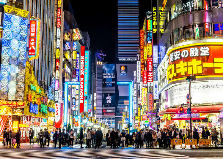 Shinjuku Guide: Top 30 Must-See Spots for First Time Visitors!