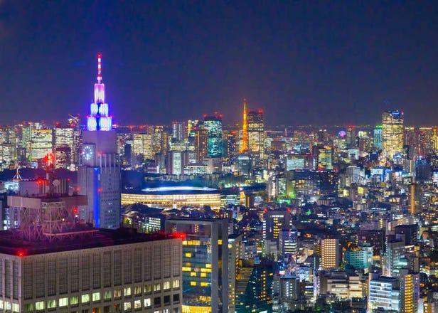 在新宿不小心错过末班电车怎么办?近新宿车站、高CP值的住宿3选