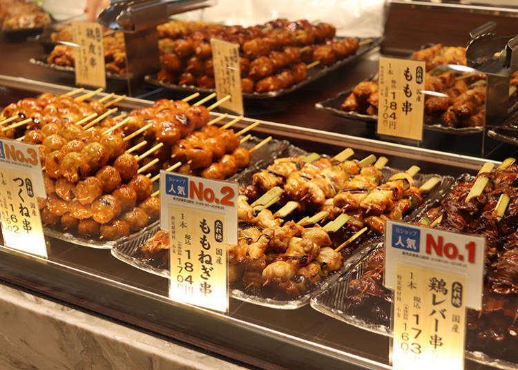 新宿デパ地下でおすすめの惣菜店9選!京王、小田急、NEWoMan 新宿でテイクアウトしたい絶品はこれ
