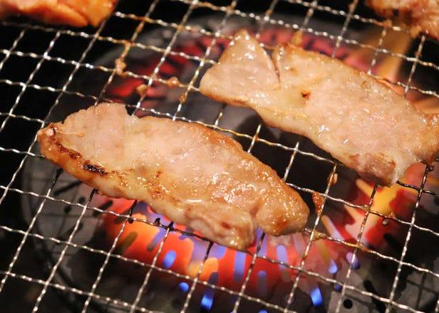 Under $20?! Number 1 All-you-can-eat Shabu-shabu and Yakiniku in Shinjuku!