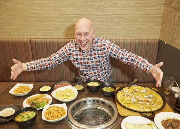 外国人が食べ放題に挑戦! すたみな太郎、シェーキーズで実力はいかに…
