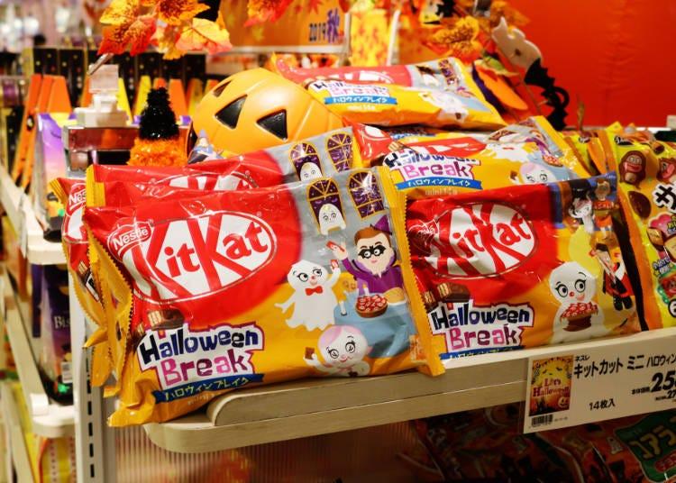 導遊推薦必買日本好物①限定款零食