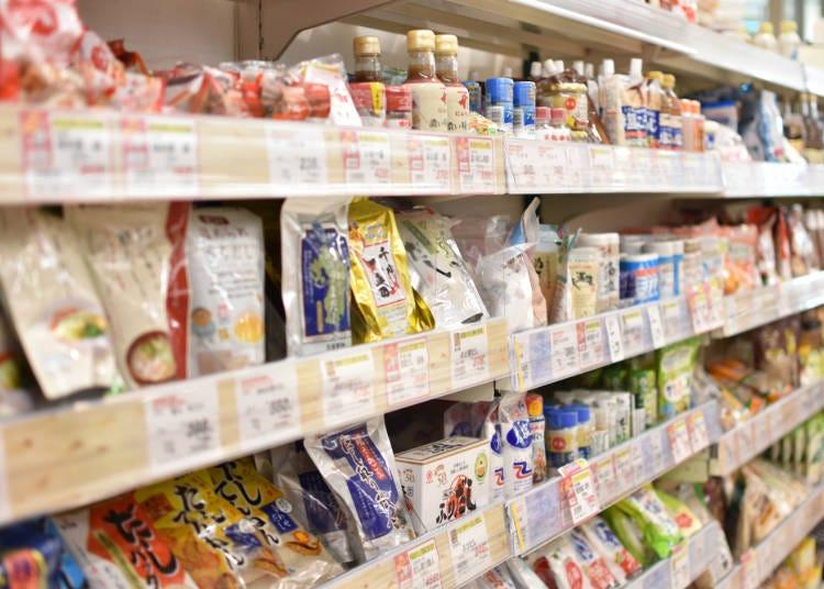 導遊推薦必買日本好物③料理相關食品