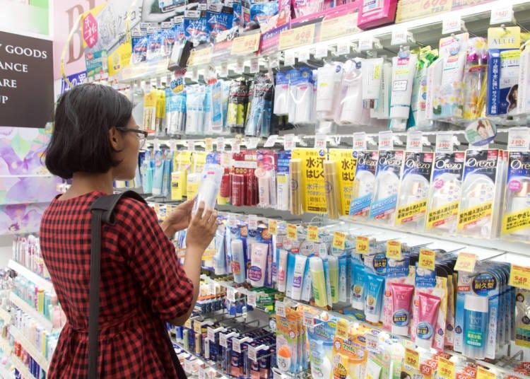 台灣人遊日瘋購物理由②日本境內販售商品與海外輸出品不同