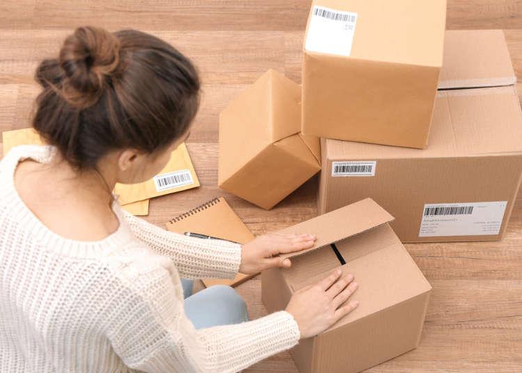 這個沒辦法寄回台灣啦!日本國際包裹、台灣郵寄入關規定懶人包