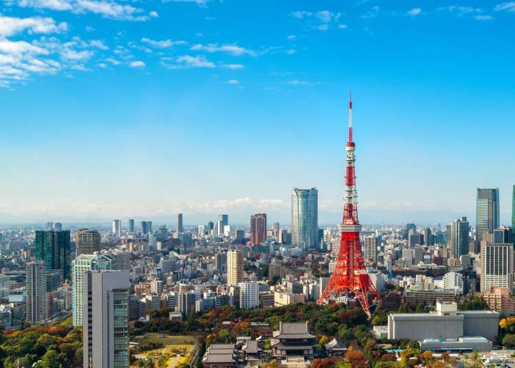 日本時薪換算一般消費行情:東京首都圈