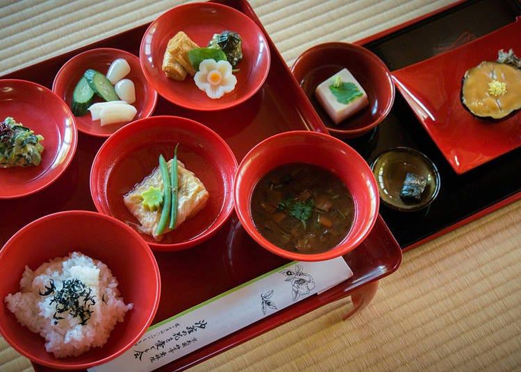 Shojin Zen Vegetarian Cuisine